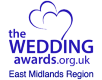 the wedding awards east midlands new small