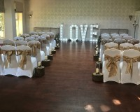 I Do Cumbria Wedding Hire