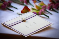 A Joy To Behold Wedding Stationery